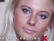 shaved russian blonde amateur