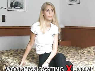 rough slim blonde amateur